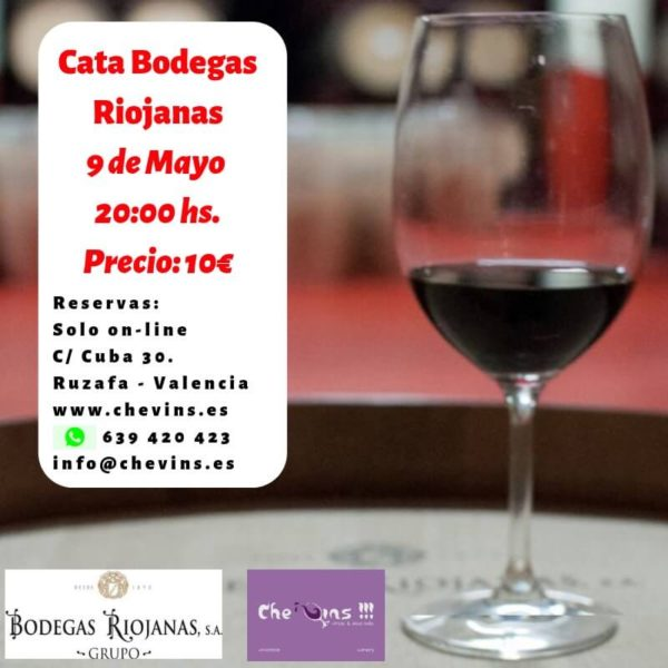 Cata Bodegas Riojanas